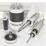 motor parts stator rotor