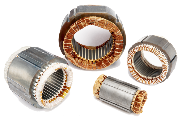 Stator And Rotor In Motor